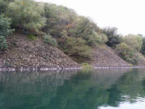 Carp Fishing Spot Invernale