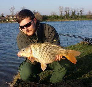 Carp Fishing Invernale