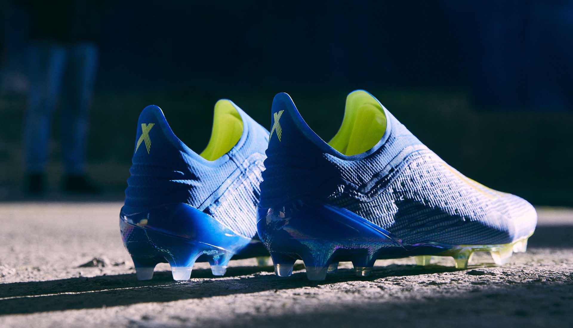 Adidas X 18: la scarpa dei gamechanger sta per sbarcare a