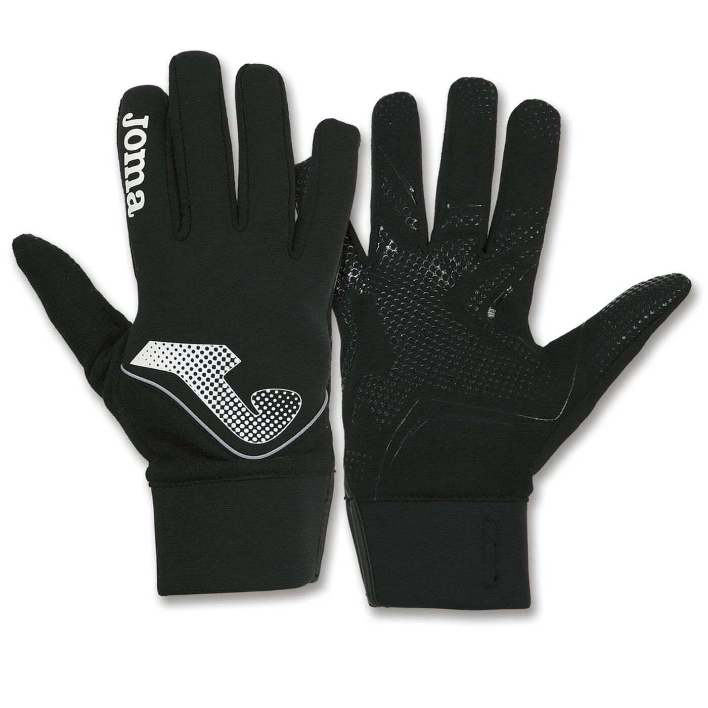 allenamento calcio, guanti