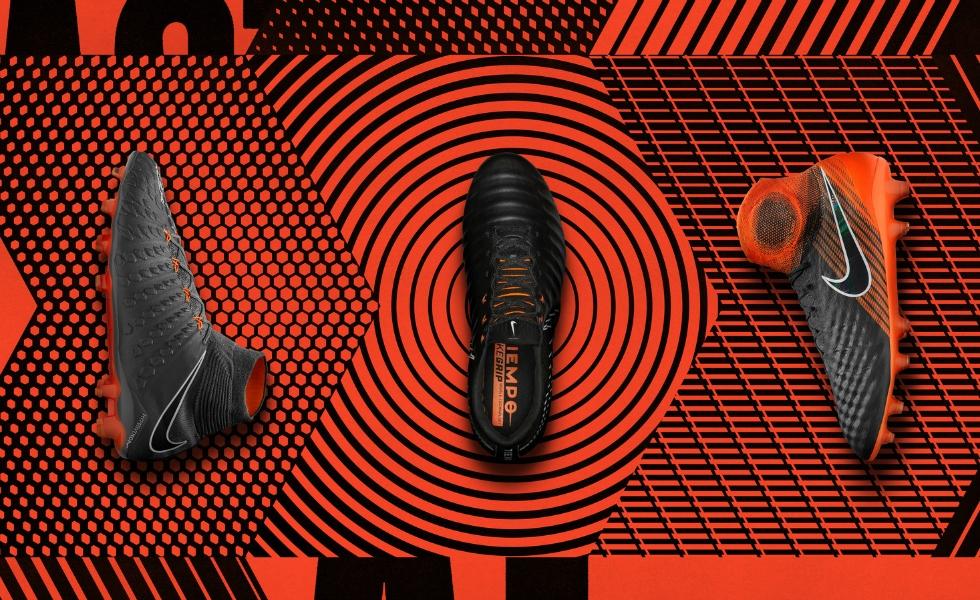 Il Nike Fast AF Pack punta tutto su claim aggressivo e accostamenti  cromatici molto d impatto. E propone una piccola rivoluzione dei nomi dei  silos. e8335185f1cf