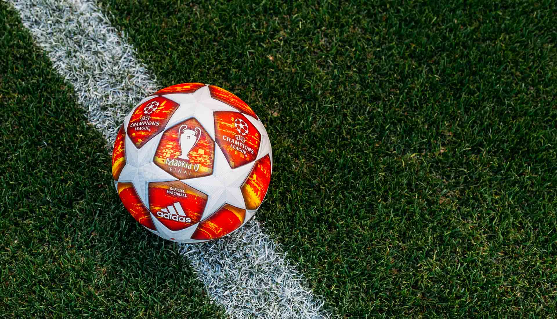 Pallone Finale Madrid