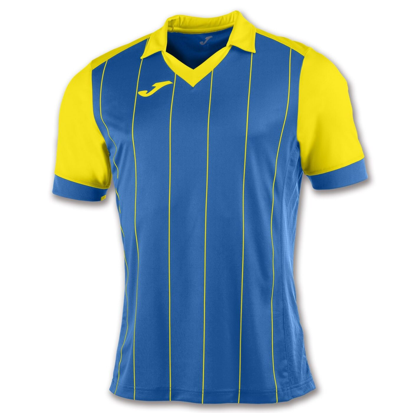 Tornei calcio: maglia Joma Grada azzurro gialla