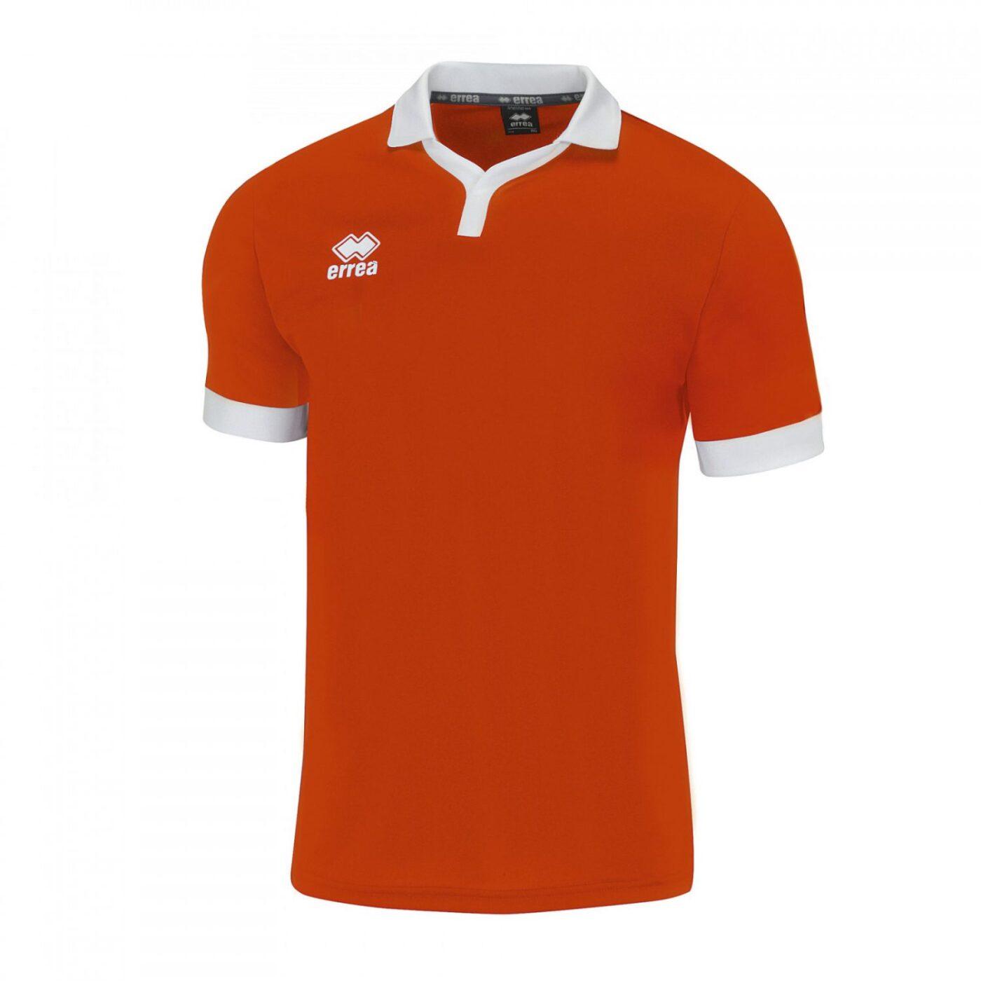 Tornei calcio 2019: maglia Errea Amburgo arancio