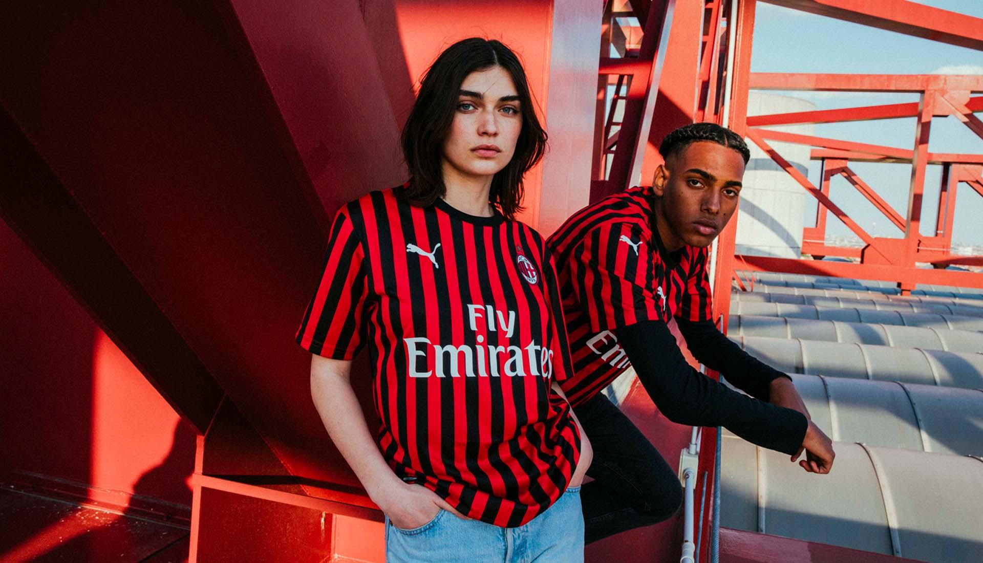 maglia Milan 2019/20